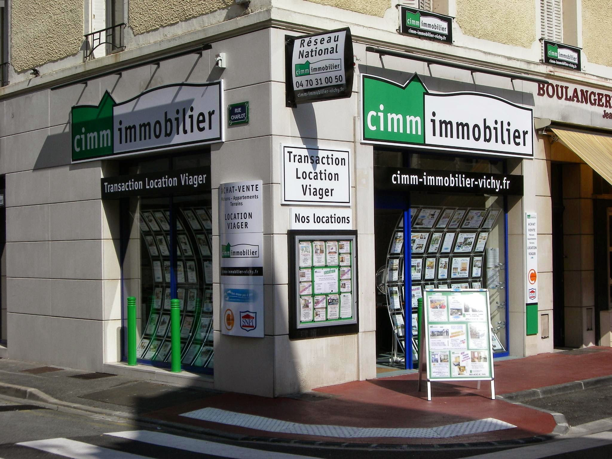 Trouver une agence immobiliere